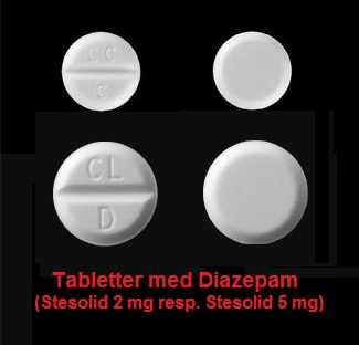 Stesolid dosering