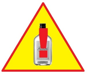 Stesolid alkohol
