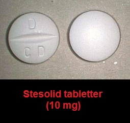 Stesolid tabletter